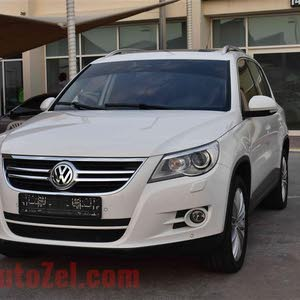 Volkswagen Tiguan 2011 For Sale