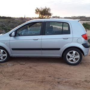 Hyundai Getz car for sale 2009 in Tripoli city