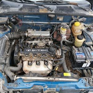 المحرك والكمبيو بحاله جيده للإستفسار الاتصال بصاحب السيارة 0911109923
