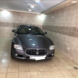 Used Maserati Quattroporte for sale in Amman