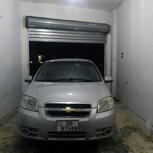 Chevrolet Aveo car for sale 2013 in Amman city
