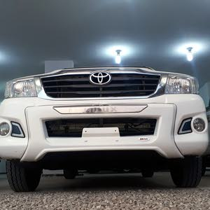 Toyota Hilux made in 2012 for sale