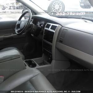 Gold Dodge Durango 2005 for sale