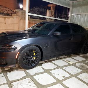 Charger Hellcat 2015