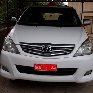 Toyota Innova 2010 For sale - Orange color