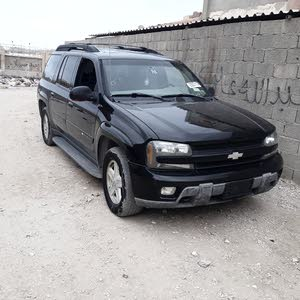 Chevrolet TrailBlazer car is available for sale, the car is in Used condition