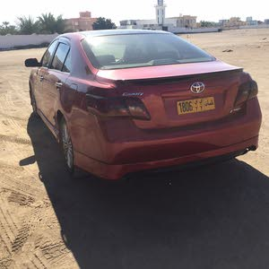 Red Toyota Camry 2009 for sale