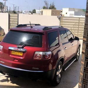 New condition GMC Acadia 2012 with  km mileage