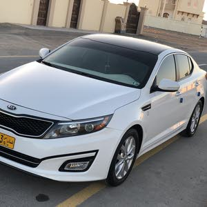 Used condition Kia Optima 2014 with  km mileage