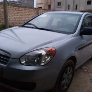 Hyundai Accent 2008 For sale - Grey color