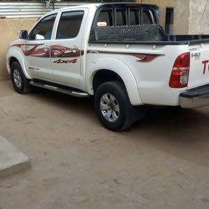 Toyota Hilux 2010 - Used