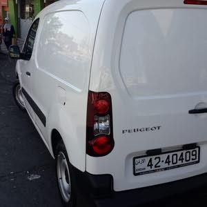 Peugeot Partner 2016 For sale - White color