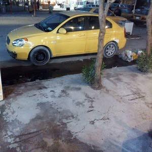 سيارة اكسنت 2007 للبيع