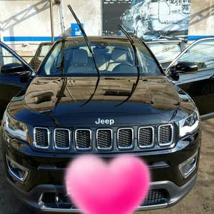 2018 Used Compass with Automatic transmission is available for sale