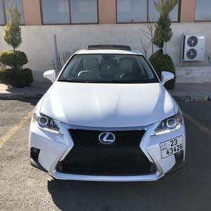 Automatic White Lexus 2016 for sale