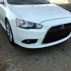 Mitsubishi Lancer car for sale 2012 in Muscat city