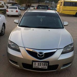 Mazda 3 2007 for sale in Dubai