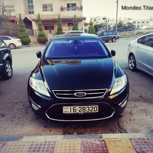2011 Used Mondeo with Automatic transmission is available for sale