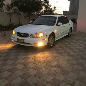 2001 Used Maxima with Manual transmission is available for sale