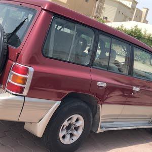 للبيع باجيرو موديل 2000