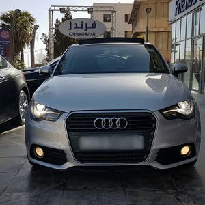 Audi A1 car is available for sale, the car is in Used condition