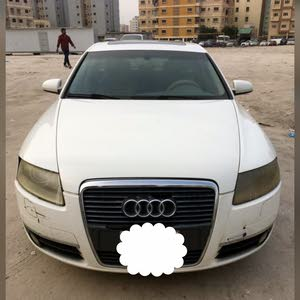 White Audi A6 2006 for sale