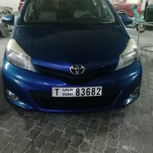 TOYOTA YARIS 2012 in VERY GOOD GCC conditions for sale
