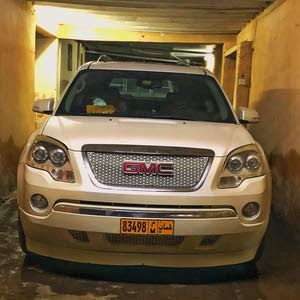 Used condition GMC Acadia 2008 with  km mileage