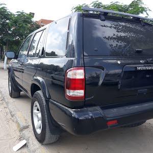 For sale 2003 Black Pathfinder