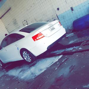 Audi A6 2007 For sale - White color