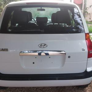 Hyundai Matrix 2004 For sale - White color
