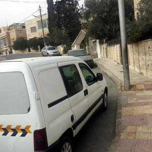 Peugeot Partner car for sale 2004 in Amman city