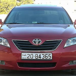 Toyota Camry 2009 For sale - Maroon color