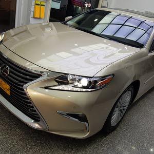 Gasoline Fuel/Power   Lexus ES 2016