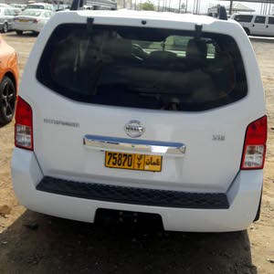 Gasoline Fuel/Power   Nissan Pathfinder 2011