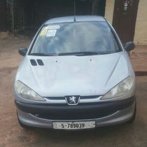 206 2000 - Used Manual transmission