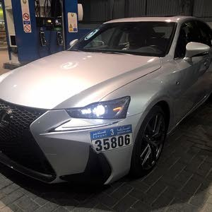 Lexus Is200t F sport 2017