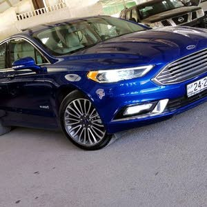 Automatic Blue Ford 2017 for sale