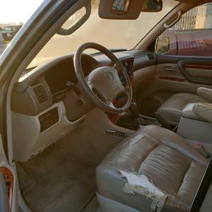 130,000 - 139,999 km mileage Lexus LX for sale