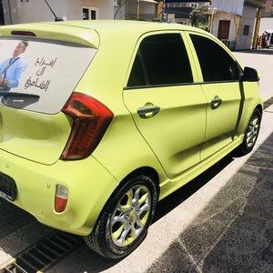 سيارة كيا بيكانتو 2012