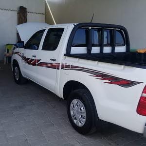 Manual Toyota 2014 for sale - Used - Saham city
