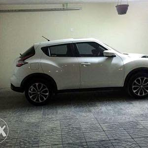 Used condition Nissan Juke 2016 with 30,000 - 39,999 km mileage