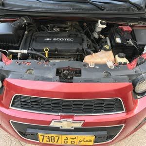 Gasoline Fuel/Power   Chevrolet Sonic 2012