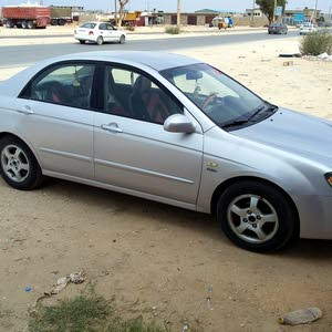 Used condition Kia Cerato 2005 with 0 km mileage