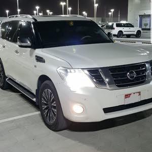 Nissan Patrol for sale in Abu Dhabi