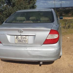 Manual Silver Toyota 2004 for sale