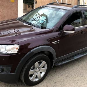 2012 Used Captiva with Automatic transmission is available for sale