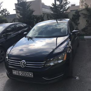 Volkswagen Passat car for sale 2013 in Amman city