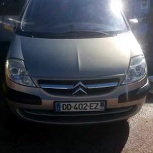 Gasoline Fuel/Power   Citroen C8 2004