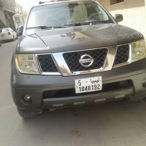 Nissan Pathfinder 2007 - Tripoli